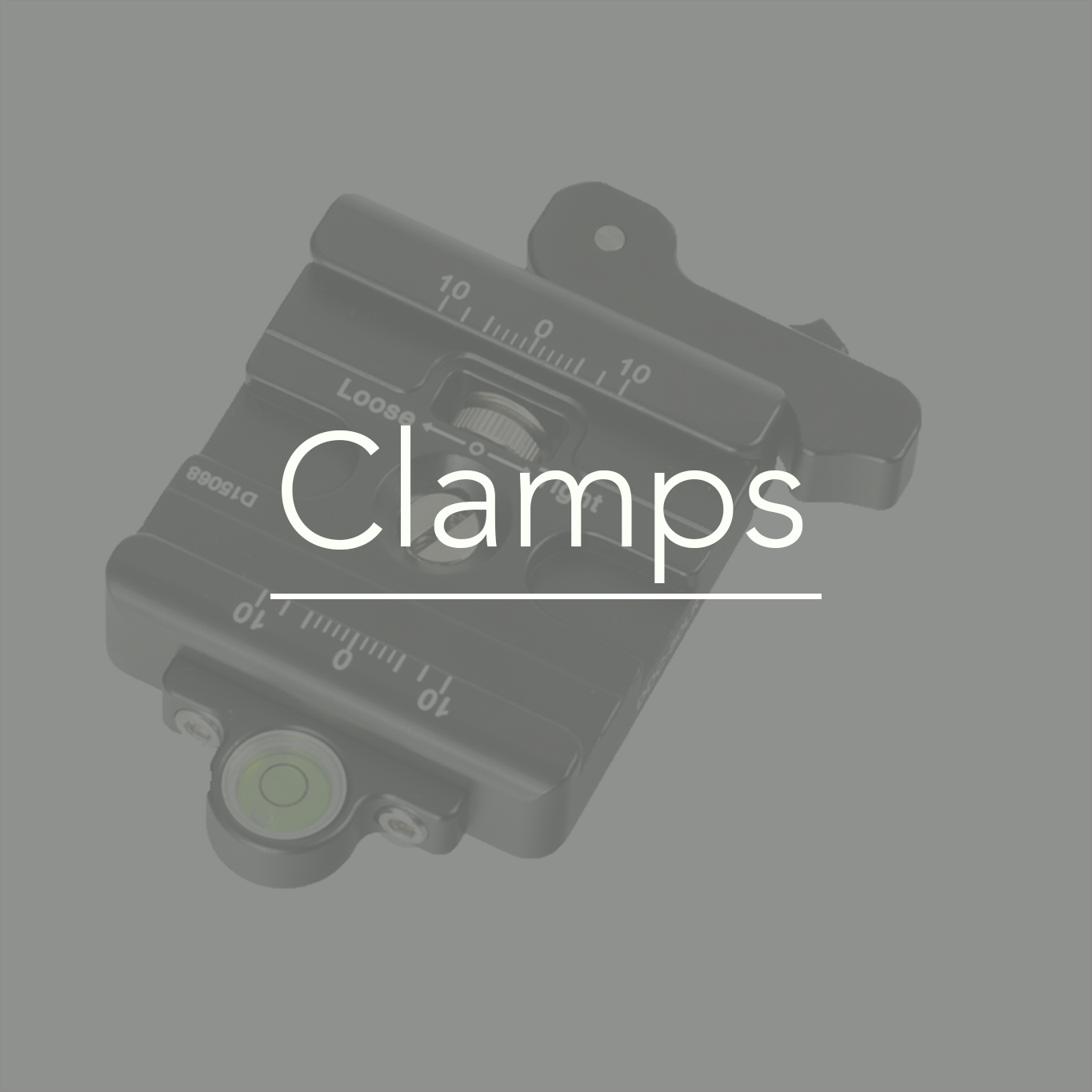 Replacement professional ball head clamps
