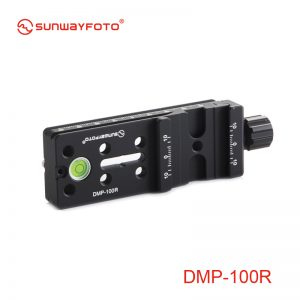 Sunwayfoto DMP-100R Multi-Purpose Rail Nodal Slide