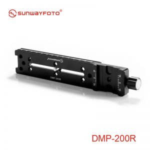 Sunwayfoto DMP-200R Multi-Purpose Rail Nodal Slide