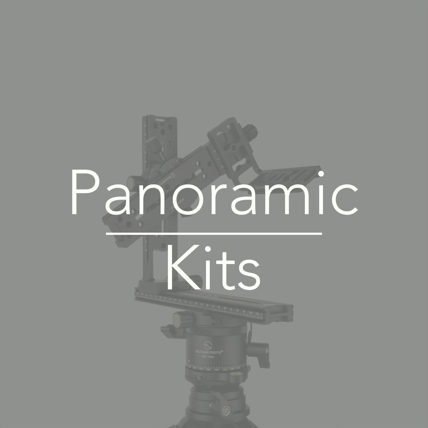 Professional Panoramic Kits Sunwayfoto
