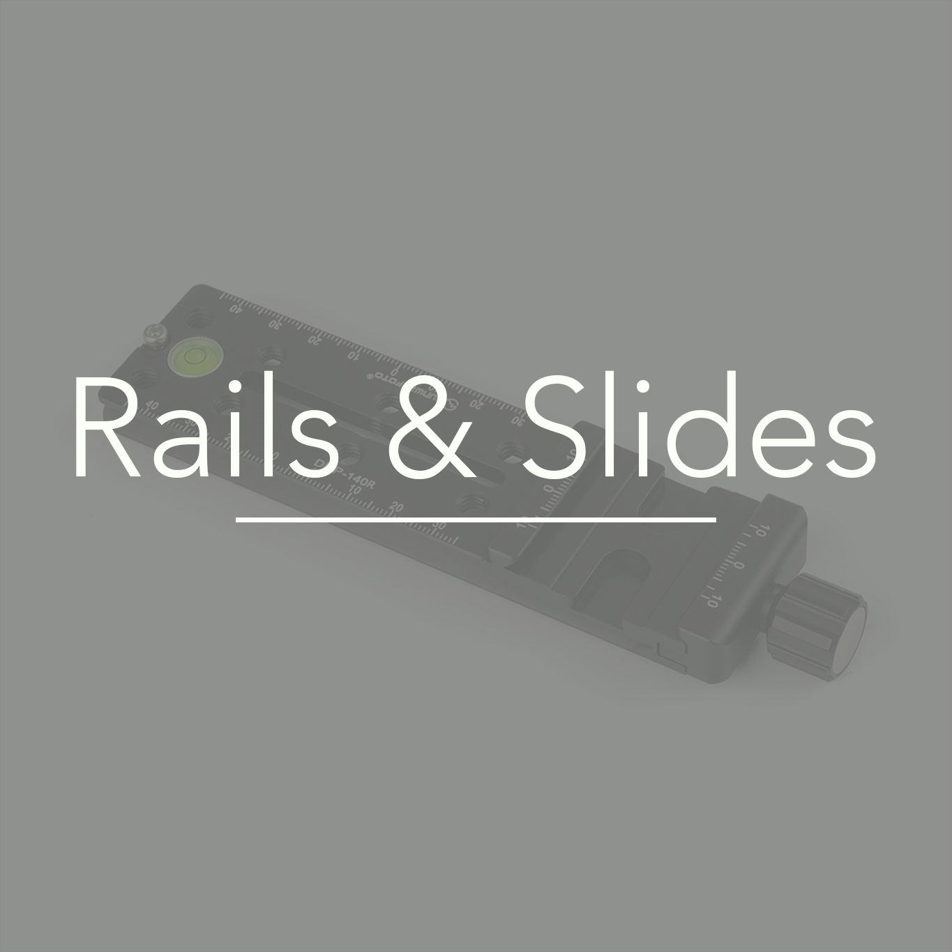 Sunwayfoto Rails and Nodal Slides
