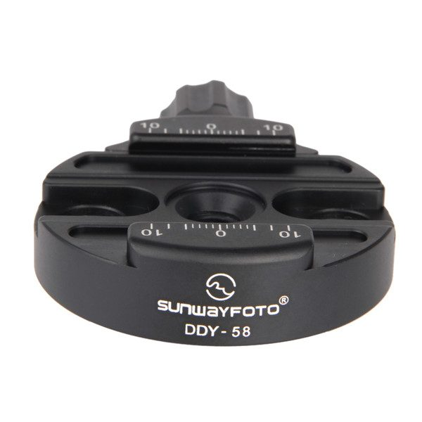 Sunwayfoto DDY-58 Discal Clamp 58mm