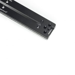 Sunwayfoto DMC-285R Vertical Rail with (On-End) Clamp