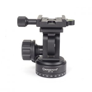 Sunwayfoto DT-02D50 Monopod Head (With Clamp)