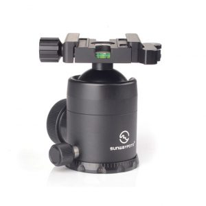 Sunwayfoto FB-44IIDL Ballhead with Duo lever Clamp