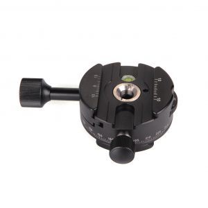 Sunwayfoto IRC-64 Panoramic Indexing Rotator Panning Clamp