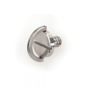 """Sunwayfoto T-Screw with D-ring UNC1/4""""-20 Screw for Quick Release Plates"""