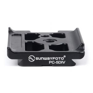 Sunwayfoto PC-5DIV Plate for Canon 5D Mark IV