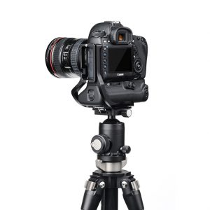 Sunwayfoto PCL-5DIVG Custom L Bracket for Canon 5D IV with Battery Grip