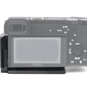Sunwayfoto PSL-A6500 Custom L Bracket for Sony α6500
