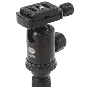 Sirui 3T-35K Table Top Tripod (Black)