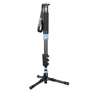 Sirui EP-224S Carbon Fibre Multi-Function Photo/Video Monopod