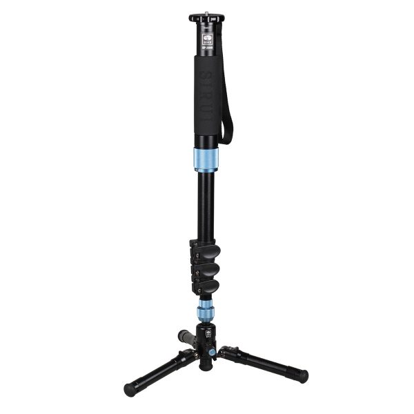 Sirui EP-204S Aluminum Multi-Function Photo/Video Monopod