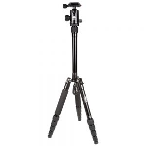 Sirui T-005KX Aluminum Tripod with C-10S Ball Head