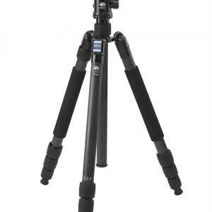 Sirui W-2204 Carbon Fibre Waterproof Tripod with K-30x Ball Head