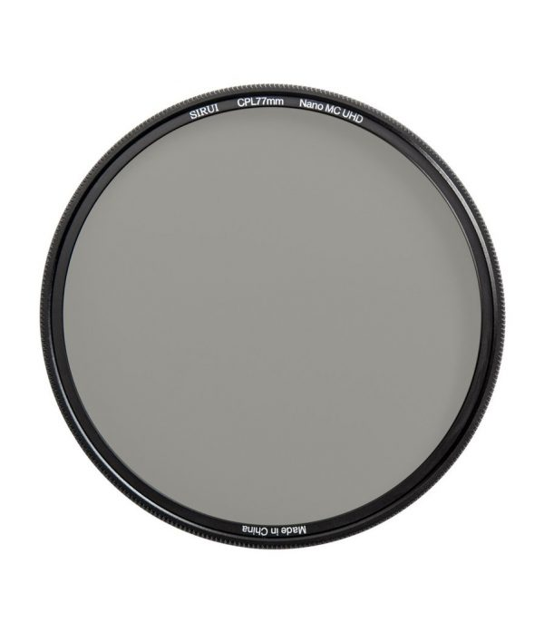 Sirui Ultra Slim S-Pro Nano MC Circular Polarising Filter 77mm