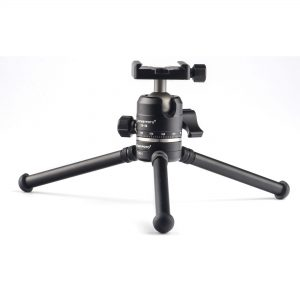 Sunwayfoto T1A11-T3 Mini Tripod with XB-28 Ball Head