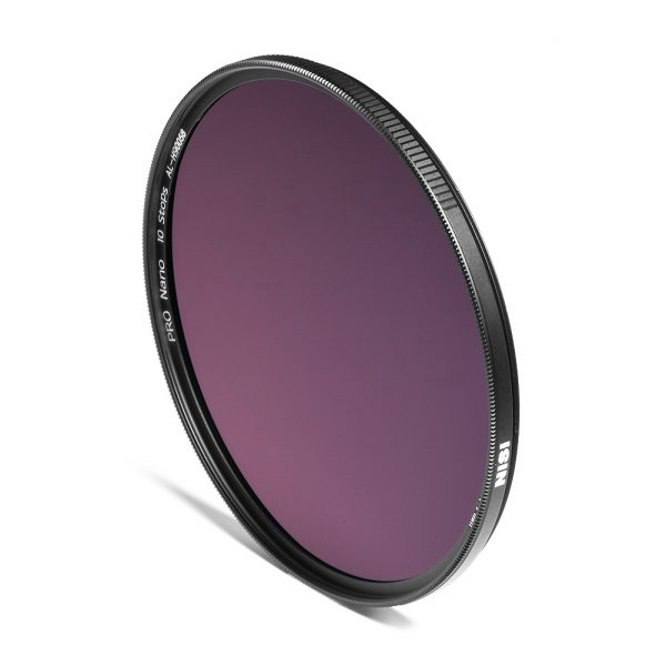 NiSi 72mm Nano IR Neutral Density Filter ND1000 (3.0) 10 Stop