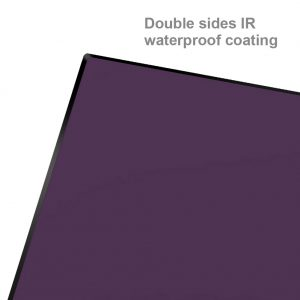 Nisi 180x180mm Nano IR Neutral Density filter – ND1000 (3.0) – 10 Stop