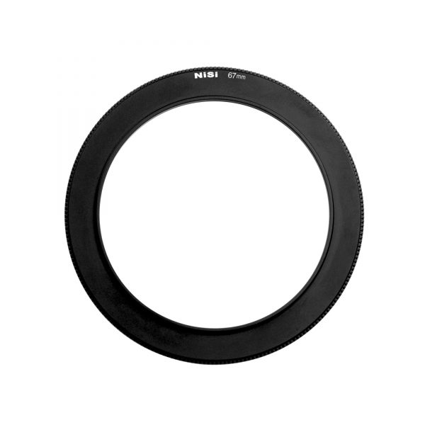 NiSi 67mm adaptor for NiSi 100mm V5/V5 Pro/C4 (Spare Part)