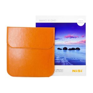 Nisi 180x210mm Nano IR Hard Graduated Neutral Density Filter – ND8 (0.9) – 3 Stop