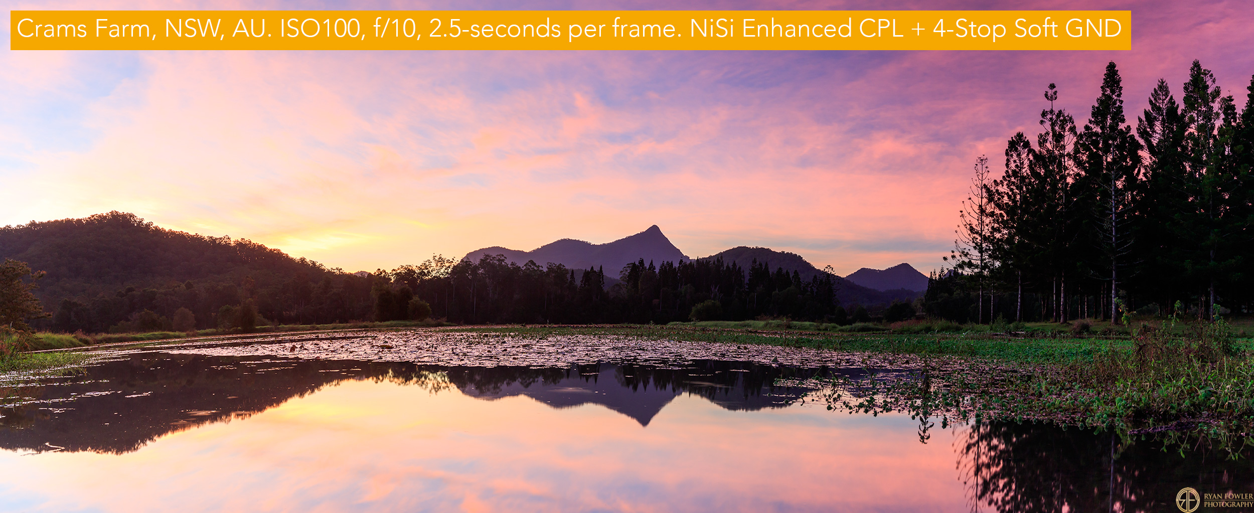 Nisi Filters Australia by Ryan Fowler Photography