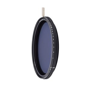NiSi 72mm ND-VARIO Pro Nano 1.5-5stops Enhanced Variable ND