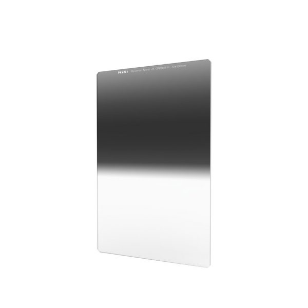 NiSi 70x100mm Nano IR Reverse Graduated Neutral Density Filter – GND8 (0.9) – 3 Stop
