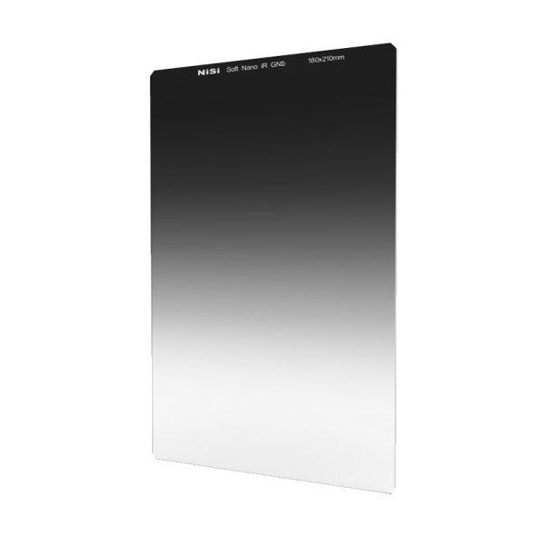 NiSi 180x210mm Nano IR Soft Graduated Neutral Density Filter – GND16 (1.2) – 4 Stop