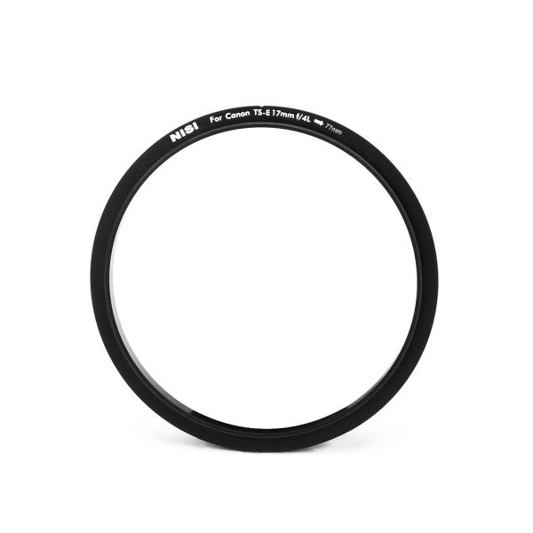 NiSi 77mm Filter Adapter Ring for Nisi 150mm Q Filter Holder (Canon TS-E 17mm)