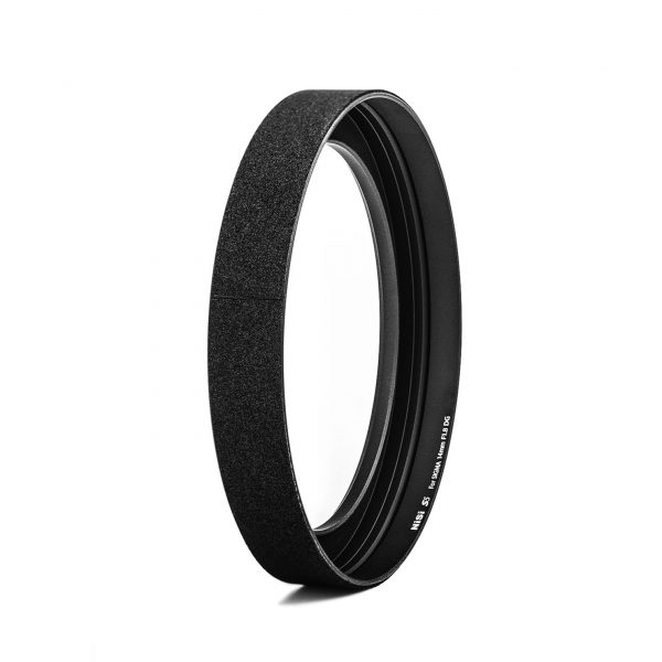 NiSi 77mm Filter Adapter Ring for S5 (Sigma 14mm f1.8 DG)