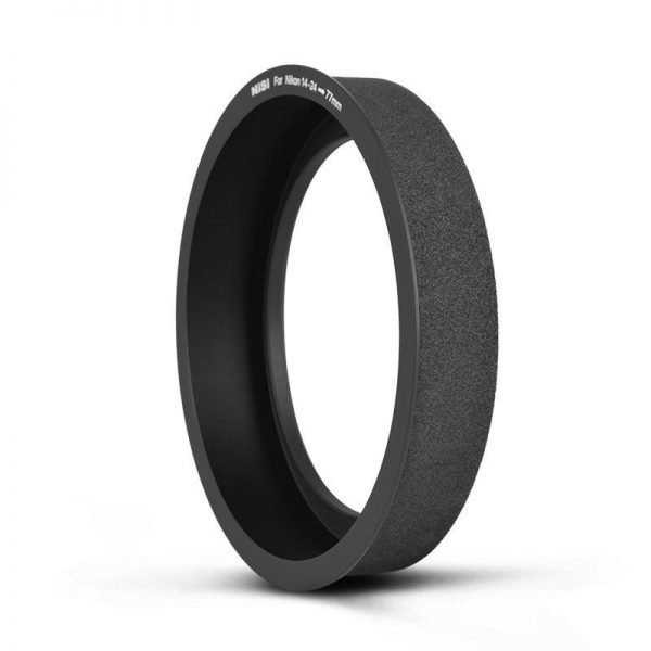 Nisi 82mm Filter Adapter Ring for Nisi 150mm Q Filter Holder (Nikon 14-24mm and Tamron 15-30mm)