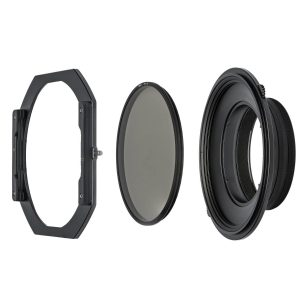 NiSi S5 Kit 150mm Filter Holder with CPL for Sony FE 12-24mm f/4 G