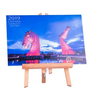 2019 Landscape and Travel Photography Limited Edition Calendar