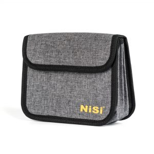NiSi 100mm Filter Pouch for 4 Filters (Holds 4 Filters 100x100mm or 100x150mm)