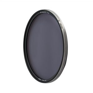 NiSi 72mm Ti Enhanced CPL Circular Polarizer Filter (Titanium Frame)