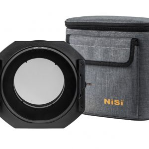 NiSi S5 Kit 150mm Filter Holder with CPL for Nikon PC 19mm f/4E ED