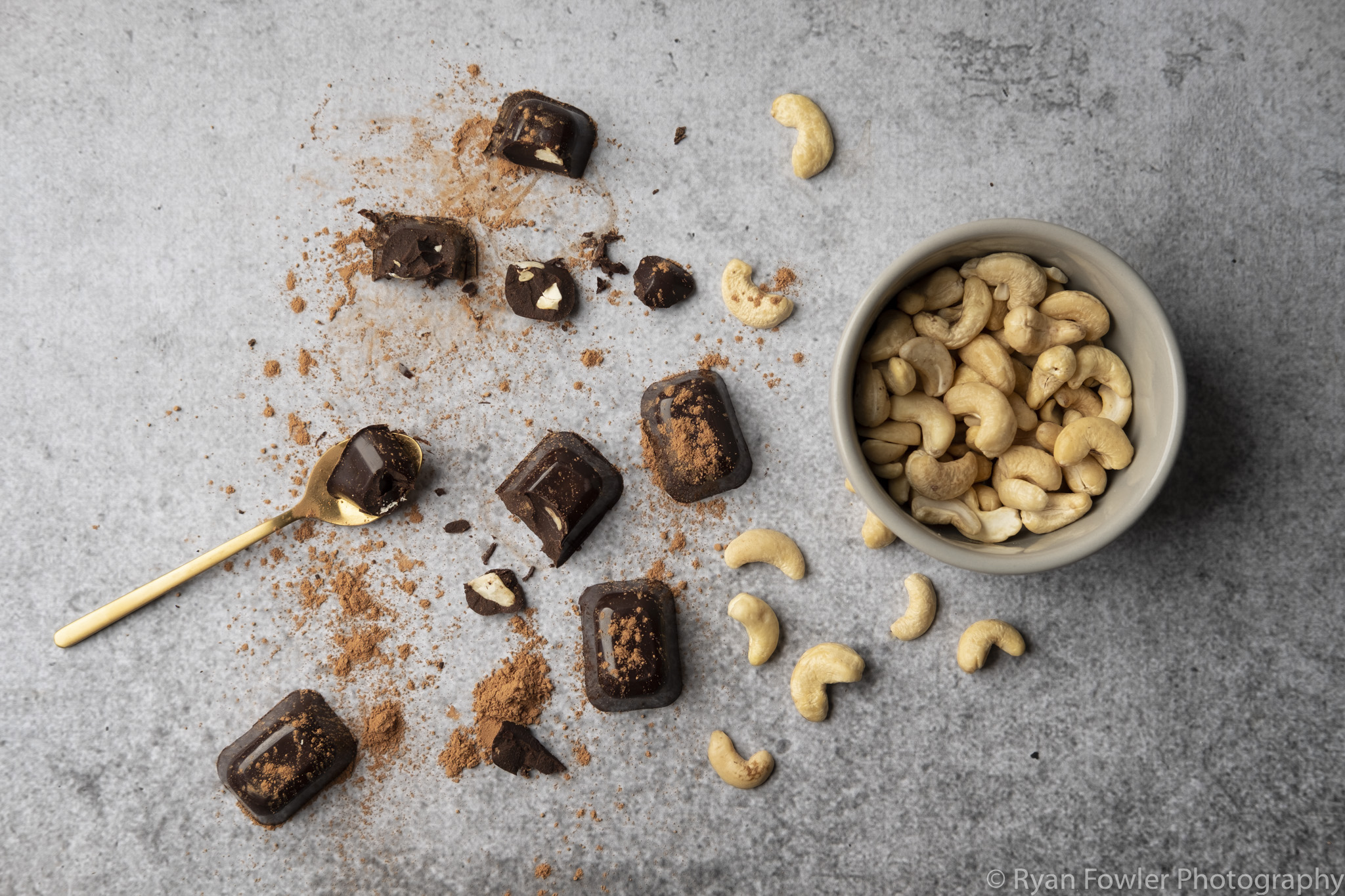 Commercial food, alcohol and product photography australia