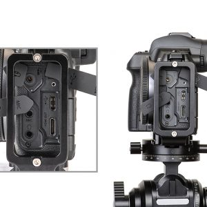 Sunwayfoto PCL-R Custom L Bracket for Canon EOS R