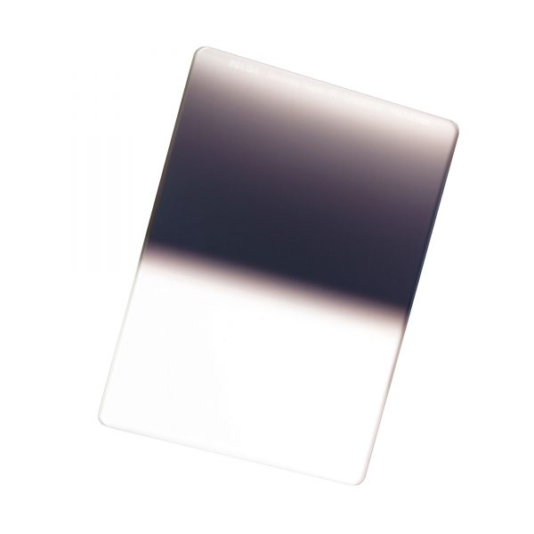 NiSi 75x100mm Nano IR Reverse Graduated Neutral Density Filter – ND4 (0.6) – 2 Stop