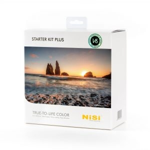NiSi 100mm Starter Kit Plus Third Generation III with V6 and Landscape CP