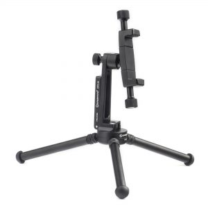 Sunwayfoto T1A11-T2 Mini Tripod with CPC-01 Mobile Phone Bracket