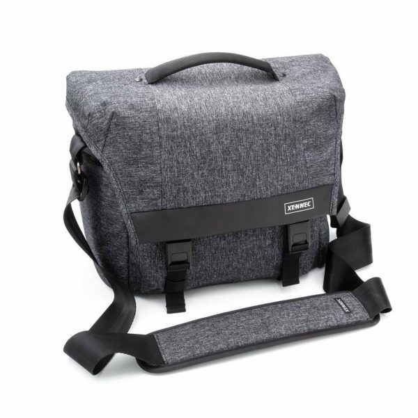 Xennec CityScape Messenger 13 Camera Bag (Charcoal)