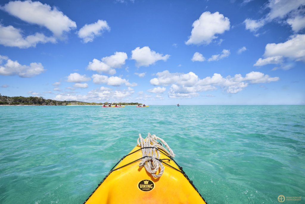 Wathumba Creek snorkelling and Kayak - The Best Day Trip In Hervey Bay